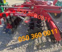 Attention disc harrow (photo real)