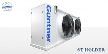 Dry coolers (dry coolers), shockfrosters