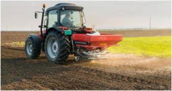 Granulating vapnyak for deacidification of soil