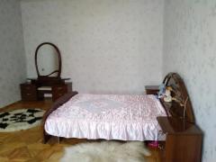 House in the village. Parkhomovka, Krasnokutsk District