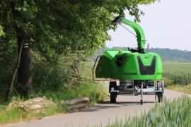 Измельчители деревоотходов (щепорезы) LS(Чехия)