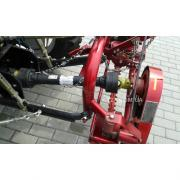 Lawn mower 1.6 m segment with cardan shaft (China)