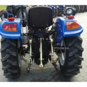 Mini tractor DongFeng-244 (Dongfeng-244) with a wide rubber