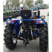 Mini tractor Jinma-264ER (Jinma-264ЕР) with reverse and wide Shi