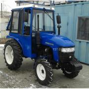 Mini tractor Jinma-264ER with Ukrainian cabin