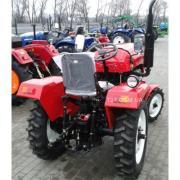 Mini-tractor Xingtai-220 (Xingtai-220) 3-cylinder