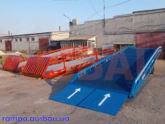 Mobile ramp mobile loading trestle Ausbau