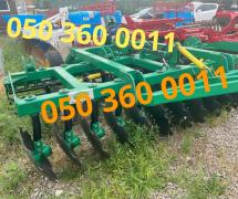 New disc Harrow harvest 3200