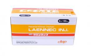Плацентарные препараты Laennec и Melsmon (Мелсмон)