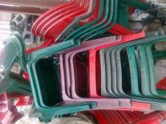 Покупаем отходы пластиковых шезлонгов, барной мебели, ведра и от