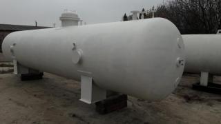 Продам емкость для газа, газовую цистерну 16 куб.м