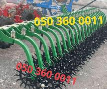 Rotary harrow ECO-friendly 6, for work in the field