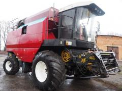 Smart company agro invest sells combine harvesters KZS-1218