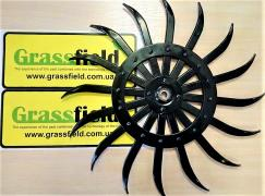 Spare parts for rotary harrows