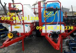 Sprayer OP 800 (600)-2000(2500) polmark trailer (wall-mounted