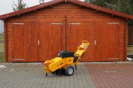 The stump cutter LS(Czech Republic)