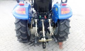 Tractor Dong Feng 244