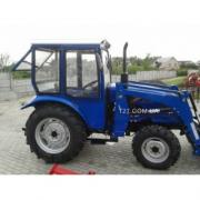 Tractor Dongfeng-404C with cabin made in Ukraine